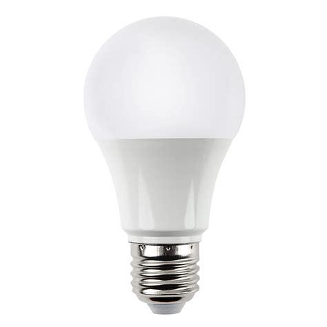 Led Light Bulbs Equivalent Wattage A19 Led Bulb 60 Watt Equivalent Globe Bulb 625 Lumens Household A19 Globe Par And Br