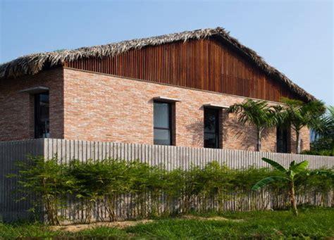 desain rumah vernakular desain arsitektur rumah tropis di vietnam karya mm