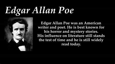 edgar allan poe encyclopedia world biography edgar allan poe wallpaper wallpapersafari