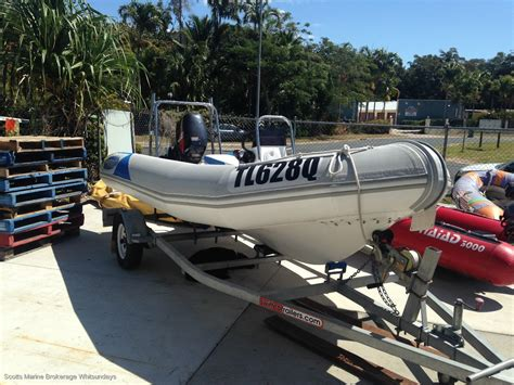 inflatable boats for sale queensland barefoot inflatables 4 7m skiffs dinghies tinnies