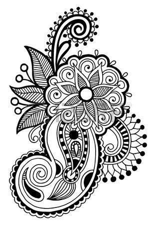 desenhos abstratos preto  branco simples pesquisa