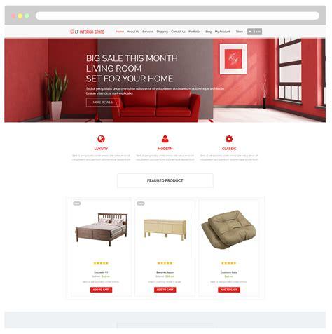free wordpress themes computer store lt interior store free responsive architecture