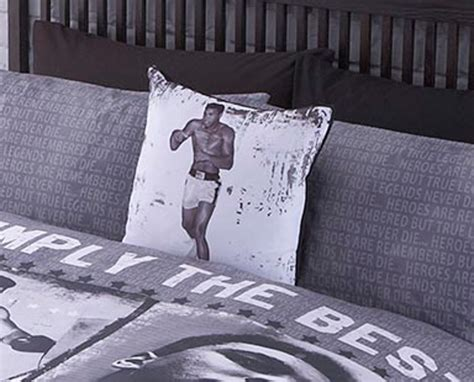 Muhammad Ali Bed by Muhammad Ali Duvet Quilt Cover Bedding Bed Set Bedlinen