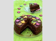 Gâteau de Pâques au chocolat facile - Amandine Cooking Gateau De