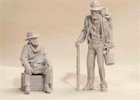 figure lines line figures resin figures garden railways magazine