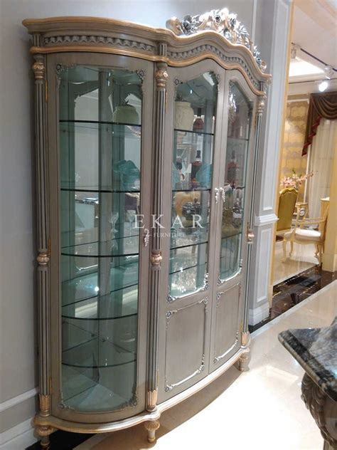 Dining Room Doors With Glass Dining Room Side Cabinet Wine Cabinet Sideboard Modern