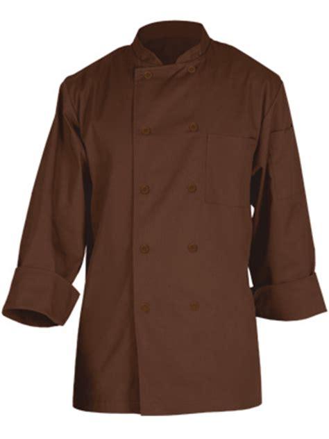Jaket Murah Parka Chocolate Brown chocolate brown chef jacket