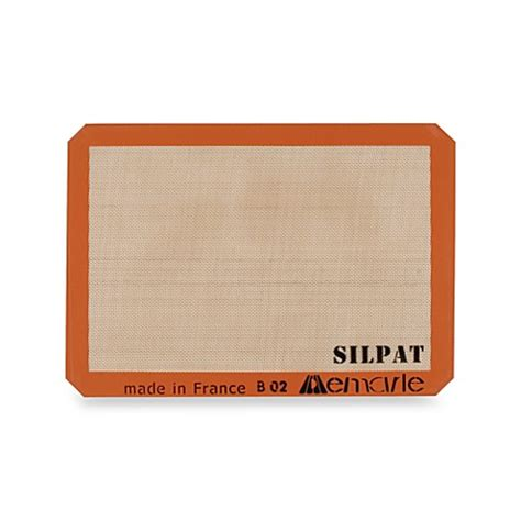 Silpat 174 Nonstick Silicone Baking Mat Bed Bath Beyond