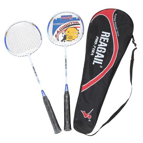C8 Ultralight Badminton Equipment Alloy Badminton Racket regail lightweight badminton racquet with carry bag 2pcs aluminium alloy badminton