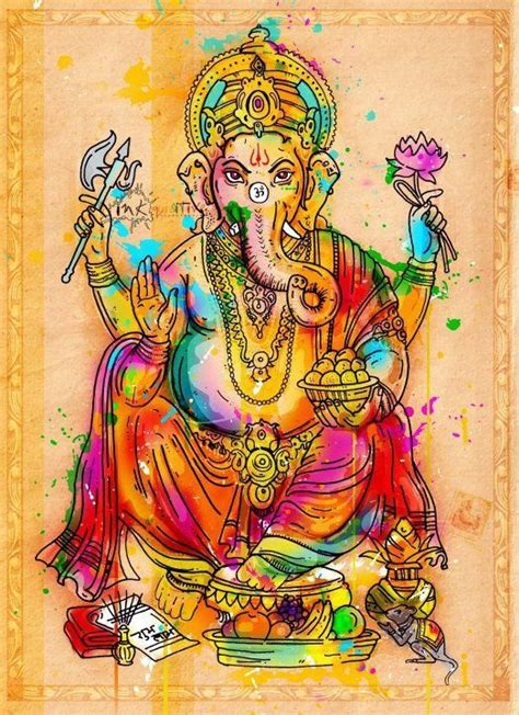 ganesha tattoo prints 32 best images about ganesha remover of obstacles on