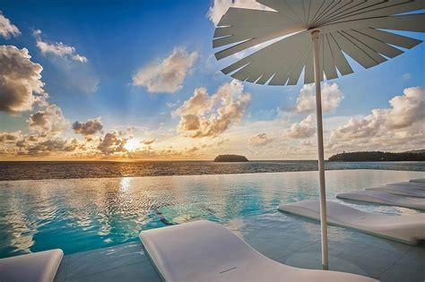 Modern Bedroom Ideas phuket s best luxury five star resort amp residence kata rocks