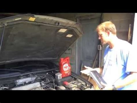Toyota Camry Synthetic Change Interval 1999 Toyota Camry Change High Milage Synthetic Blend