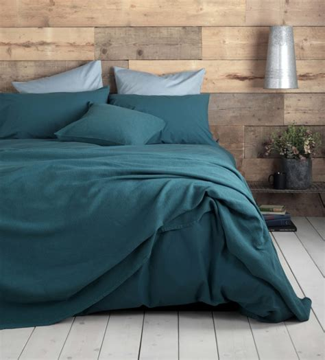 teal cotton percale bed linen secret linen store