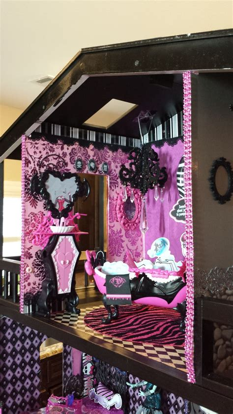 how much is the monster high doll house 1000 ideas about monster high crafts on pinterest