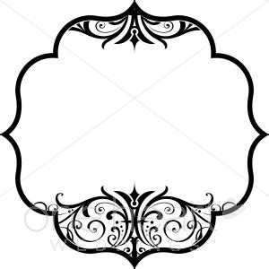 free scroll patterns for wedding invitations wedding scroll clipart clipart suggest