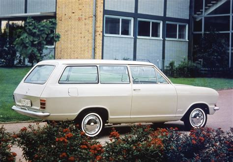 Opel Station Wagon by A Brief History Of Opel S Compact Station Wagons Carscoops