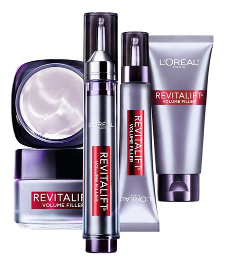 L Oreal Revitalift Filler l or 233 al revitalift volume filler reviews find the