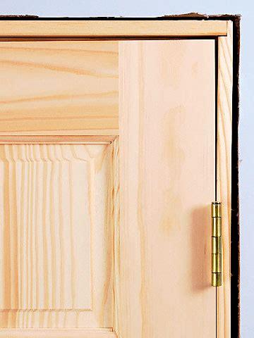 framing  interior doorway  homes gardens