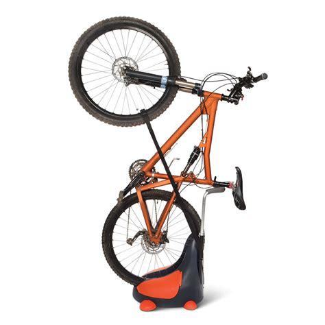 Home Decor Wall Sculptures zictech z space saving upright bike stand the green head