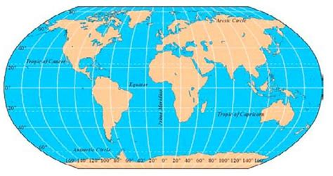 globe maps and lines of latitude lines of latitude on world map www imgkid the