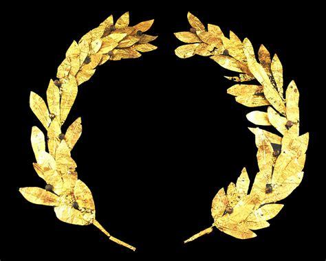 laurel wreath - Bayleaf Kranz