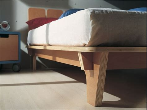 plywood bed frame plywood bed mod max our history mattress