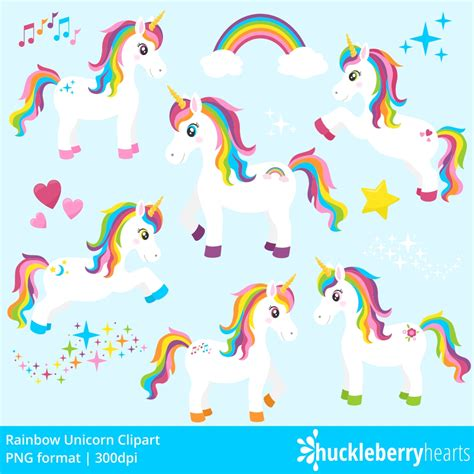 clipart immagini rainbow unicorn clipart clipart ideas reviews
