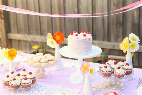 Tea Bridal Shower Ideas by Bridal Shower Inspiration The Sweetest Occasion