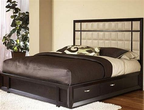design bed bed designs in wood with box
