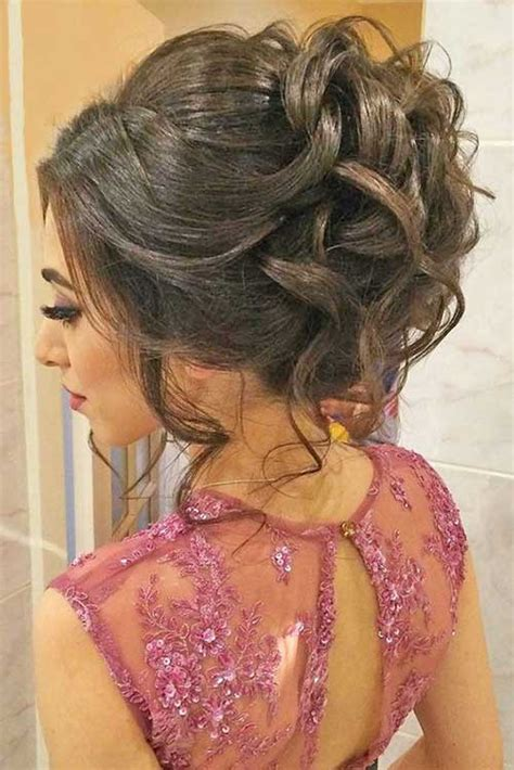 hairstyle ideas for events classy long hairstyles for special events long