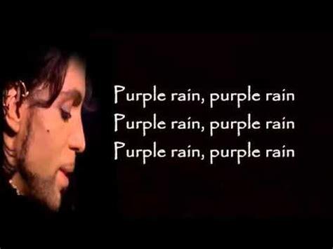 testo purple prince purple lyrics