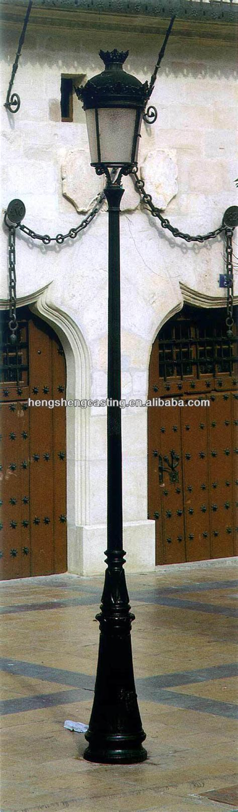 antique street ls suppliers china suppliers outdoor antique cast iron street lighting