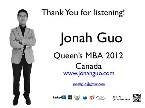 S Mba Canada by Sales Management Across Cultures Jonah Guo S Mba