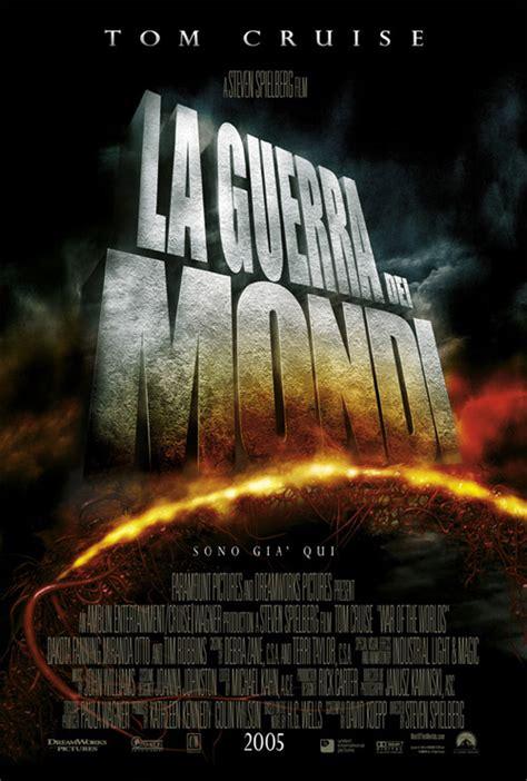 film gierra la guerra dei mondi film 2005