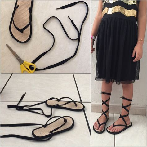 diy gladiator sandals diy gladiator sandals diy projects