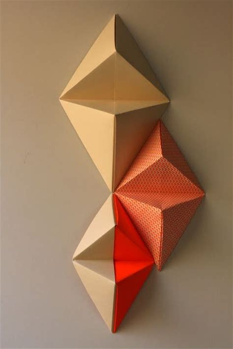 Origami Wall - best 25 origami wall ideas on paper wall