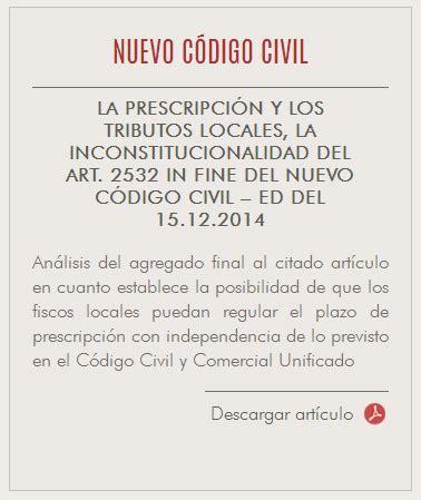 articulo 1221 nuevo codigo civil argentina scoponi asociados