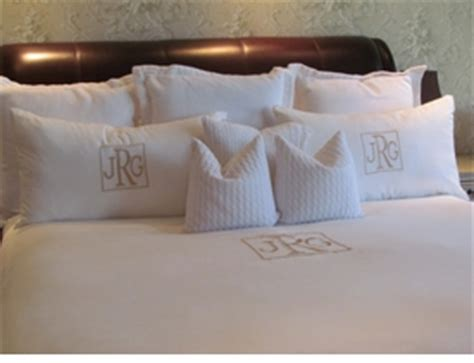 monogrammed coverlet monogrammed bedding monogrammed sheets and linens baby