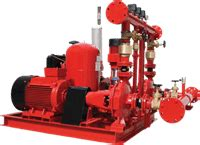 Pompa Diesel Hydrant Pompa Hydrant Diesel Sebagai Backup Pompa Electric Dalam
