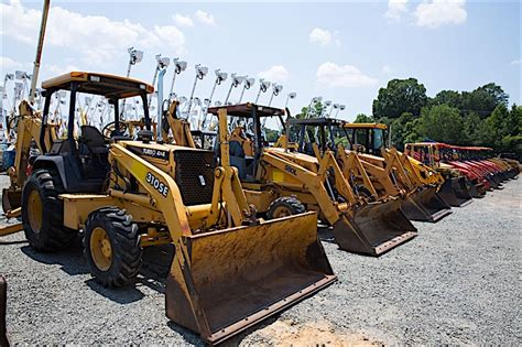 machinery for sale backhoes excavators dozers and more sell weekly at