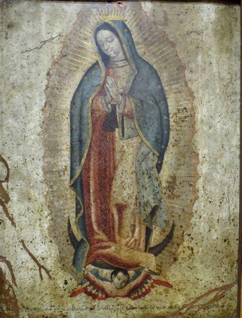 imagenes de la virgen de guadalupe antiguas el misterio que esconden los ojos de la virgen de