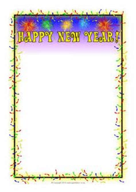 new year writing border 1000 images about kaders on page borders