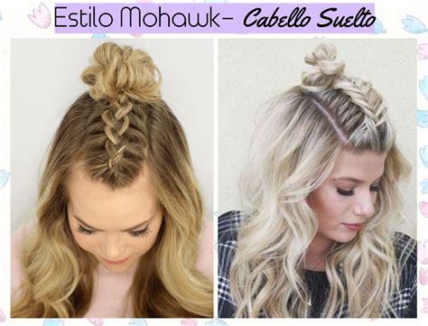 como hacer peinados para pelo corto trenzas holandesas pelo corto peinados lindos y faciles