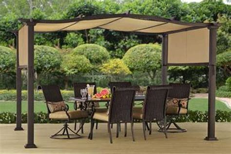 canopy for pergola replacement canopies for gazebos pergolas and swings