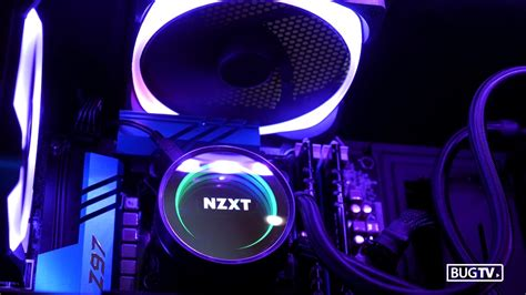 Nzxt Kraken X62 Liquid Cooler nzxt kraken x52 i x62 liquid cooler