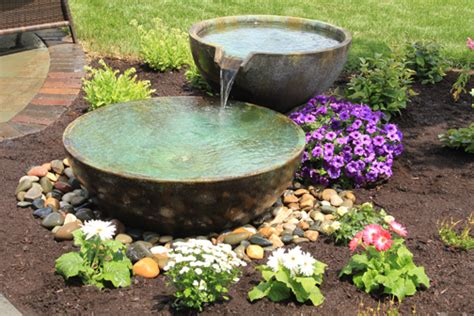 Aquascape Water Features by New Spillway Bowl Aquascape Inc