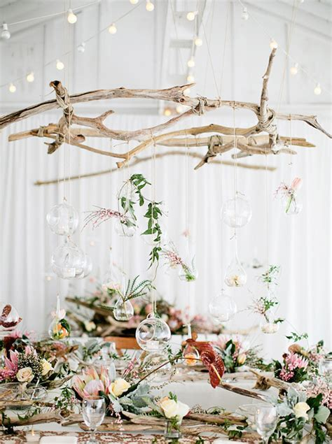 Brilliant ideas for natural and eco friendly wedding