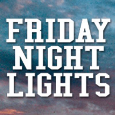 On Friday Lights by Friday Lights Nbcfnl