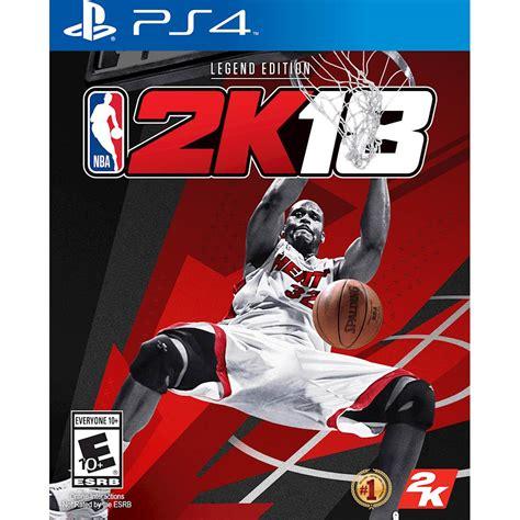 Ps4 Playstation 4 Nba 2k18 nba 2k18 legend edition playstation 4 best buy