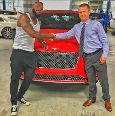 the game bentley truck rapper the game buys a 2016 bentley truck